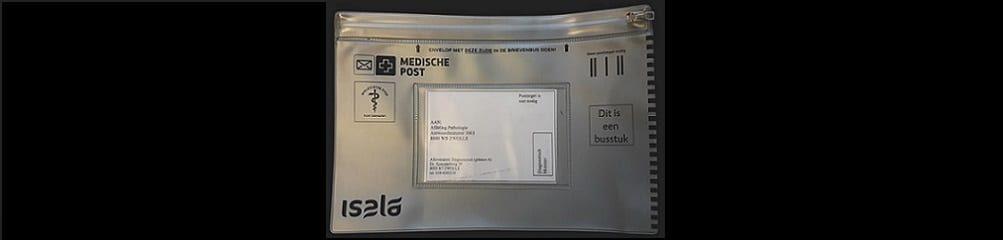 PA-verzendenvelop