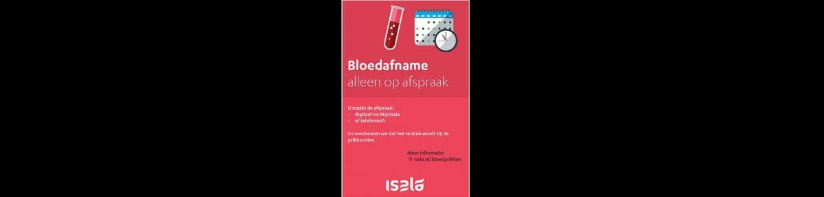 Flyer Bloedafname